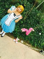 Alice In Wonderland! Costume Cosplay by MeiAliceLiddell