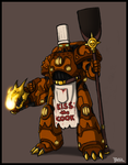Cookin' up some heresy by Blazbaros