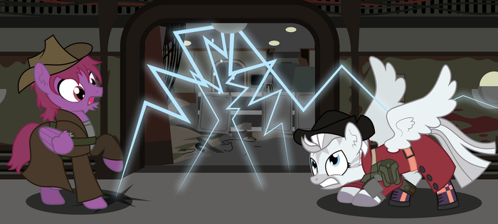 Exploring Starlight Industries by Crystal-Eclair
