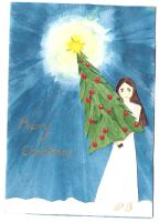 Holiday Card Project by LadyAnaire