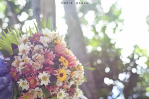 Bouquet and Bokeh by zhenfen
