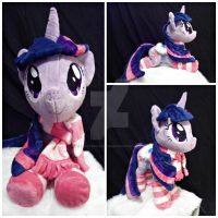 Twilight Sparkle Winter Wrap-up Outfit by FlutterPlushies