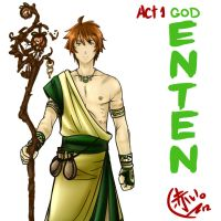 GH: Act. 1 - Karim as Enten by MariiDRAW