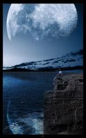 Moonlight Shadow by AdonisWerther