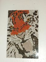 Tiger Glass Mosaic by dbayne