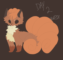 Day 2 Favorite Fire Type by Shelbees