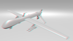 Uav Anaglyph by chris-stahl