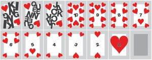 Cards: Hearts by Karbacca