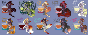 Tea.Adoptables.CLOSED::..+ by Uriko44