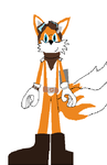 AC bio: Miles 'Tails' Prower by ROBLOXgeneralduncan
