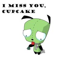 I miss you, Cupcake by NeoCypo