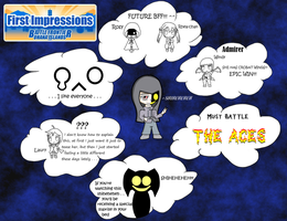 First Impressions Meme by SilentDeath13