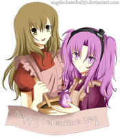 Happy Valentine Day XD by Angelschatedral99