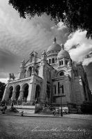 Sacre Coeur by BlackCarrionRose