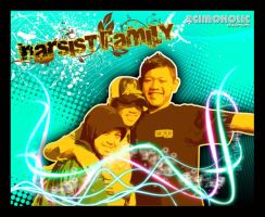 Narsist Family by acimoholic