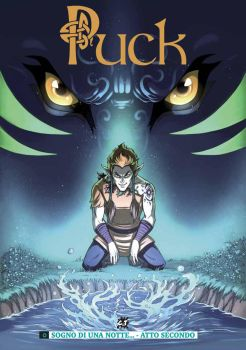 Puck # 0 - Cover by giulal