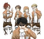 Episode 15 -Levi style by FansyL