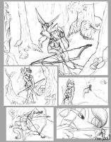 Pariseau Andrew Comic Page  4s by havicAP28