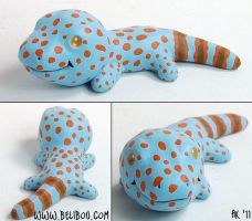 Tokay Gecko by painteddog
