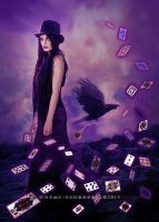 The Magician and the Crow by shadeley