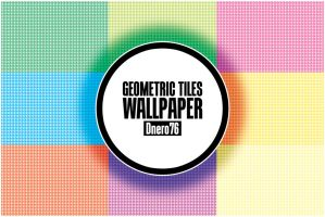 Geometric Tiles Wallpaper Pack by Dnero76
