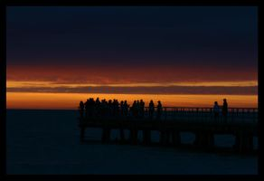 The Pier by KingsRansom