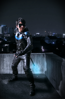 Nightwing Cosplay V2.2 by liquid-zero5