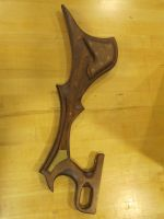 Steampunk Rifle Stock by ThornsofTime
