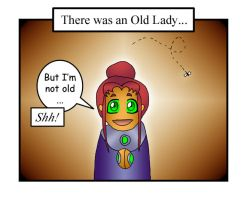 TT - Old Lady Starfire I by What-the-Gaff