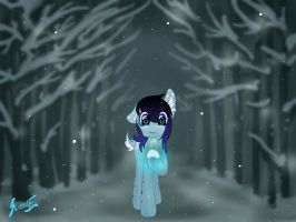 A Bit Of Snow by SweetElectricity
