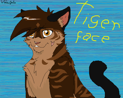 Tigerface by MajuFogo