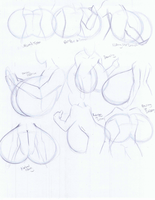 03061401- Large Bust Forms and Positions by Neme303