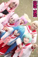 Lucky Star Cosplay by ninayinkazama