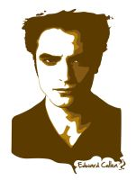 Edward Cullen by Camiluchan