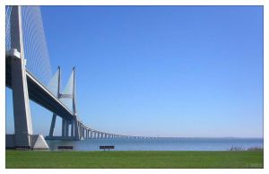Vasco da Gama's bridge by nellydc