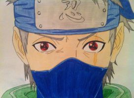 Kakashi Hatake by Ivanishvili
