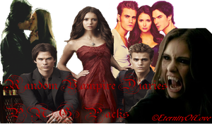The Vampire Diaries PNG Pack 1 by EternityOfLove