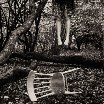 If a chair falls in the forest by TommoTheTog