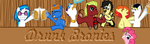Drunk ponies banner by thedbp