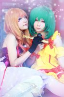 MF - Sheryl x Ranka by nyaomeimei