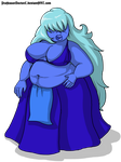 Sapphire by ProfessorDoctorC