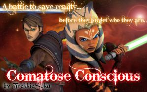 Comatose Conscious Poster by Chrisily