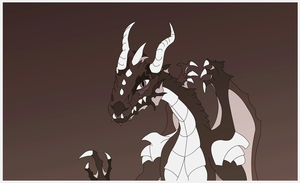 Adult black dragon 15may2012 by VanoNTP