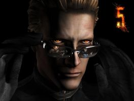 Wesker Battle 2 by toughraid3r37890