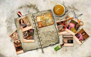 Scrapbooking Journal by cehwiedel