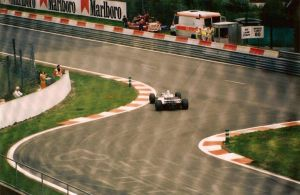Bus stop, SPA-Francorchamps - 1996 by F1PAM
