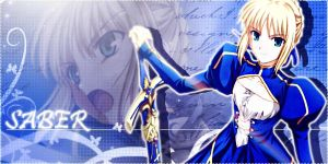 Saber by Elinicia