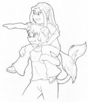I will carry you... by MalisVitterfolk