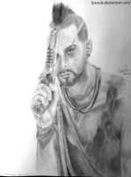 Vaas - The Definition of Insanity by LPSoulX