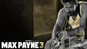Max Payne 3 - Lithography by SendesCyprus